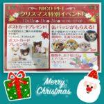 ⭐3連休はクリスマス特別イベント⭐